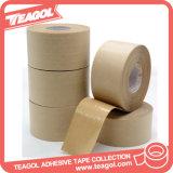 La impresión de agua activa el rollo de papel Kraft reforzado engomado cinta