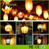 G4 de 2W Bombilla LED efecto fuego 12V LED parpadeante llama 1700K de la naturaleza de la luz de lámpara de fuego para Navidad