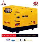 Yihua- Deutz 공기에 의하여 냉각되는 주요한 힘 10-100kw 50Hz 디젤 엔진 발전기 [IC180227b']