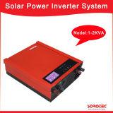 a onda de seno modificada 1000-2000va fora-Gird o inversor da potência solar