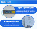 Controla la pantalla LCD Fluoride-Free húmedo incubadora del molde