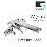 Пушка сопла брызга краски руки Sawey W-71-02 ручная