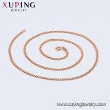 Fashion 44686 Diseño de Corazón Collar de Joyas de acero inoxidable con hueso