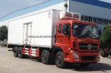 Dongfeng 8X4에 의하여 냉장되는 화물 자동차 트럭 30 톤