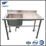 Rang 304 de Gootsteen van de Keuken van het Roestvrij staal