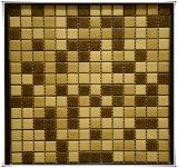 De Tegels van de Keuken van het Mozaïek van het Glas van het Mozaïek van de Tegels van de Muur van Mosai van de Lijst van het mozaïek