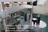 Bouteille de shampoing automatique double faces de l'étiquetage de la machine à Shanghai