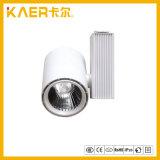 Lumière neuve de piste du cadre DEL de piste en métal de modèle/puce réglable d'ÉPI de la piste Light/CREE de 24W /30W DEL