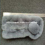 販売の多彩なRexのウサギの毛皮のスカーフ