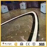 Популярный Polished китайский серый/серый мрамор для плиток, настил, Countertops