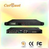 可聴周波か映像信号の入力を持つHPS356 HD/SDのエンコーダ及び変調器