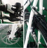 セリウムEn15194の軽量の女性都市電気自転車