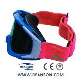 Colocar sobre la miopía gafas Gafas de nieve Anti-Fog
