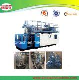 Máquina del moldeo por insuflación de aire comprimido para el barril plástico de 5 galones/la máquina plástica de la protuberancia/la máquina del estirador