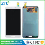 Samsungのノート4 LCDスクリーンのためのLCDの携帯電話の部品