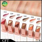 Vara de sombra cosmética do Glitter das cores do destaque 6 da etiqueta confidencial de amostra livre