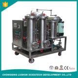 La serie zt Fire-Resistant de Alta Eficiencia de filtración de aceite de máquina
