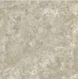 azulejo esmaltado por completo pulido de mármol gris de la porcelana del diseño 60X60 para la pared y el suelo