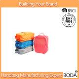 Таможня упаковывая просто тип Nylon хранение перемещения Tote носит мешок ботинок (BDY-1709057)