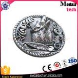 Boucle de courroie plaquée par or d'Eagel en métal de prix bas de qualité