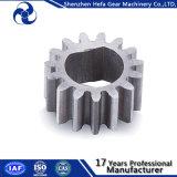 Piccolo attrezzo di dente cilindrico dell'acciaio inossidabile di precisione