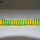 工場によってカスタマイズされる黄色の緑土のグラウンド・ケーブルワイヤー
