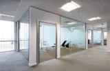 Porta de vidro do Casement interior de alumínio com Quanlity elevado