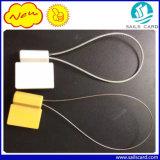 새로운 디자인 RFID 자산 물개 철사 꼬리표 - NXP Ntag213