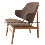Restaurante casero de Gardern que cena la silla de madera nórdica del hotel