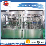 Máquina de enchimento automática do sumo de maçã da bebida do frasco do animal de estimação Rxgf24-24-6