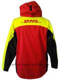 DHL для использования вне помещений куртка с PU покрытием