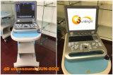 Sun-800e système d'échographie portable 4D de l'équipement médical échographe Cheap échographie Doppler couleur