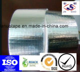 Bande en aluminium adhésive acrylique Dissolvant-Basée
