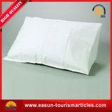 Caixa branca do descanso da forma do quadrado do algodão