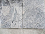 Lastra Polished cinese della Cina Juparana delle lastre del granito