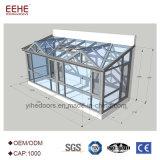 Logement résidentiel verrière de verre aluminium double vitrage Architeched Design