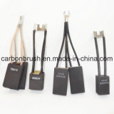 Morgan J206 da escova de carbono de metal para vendas