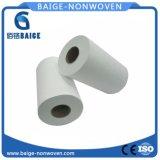 Nonwoven Jumbo Roll Spunlace paño de tela Nonwoven