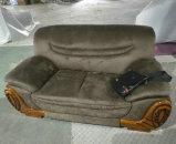 Лучшее качество заводская цена мебели ткани диван (2109)