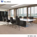 Corian 회의장 인공적인 대리석 돌 사무실 회의 테이블