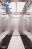 سرعة عادية آمنة & منخفضة ضوضاء مسافر مصعد ومنزل مصعد مع [ستينلسّ ستيل]