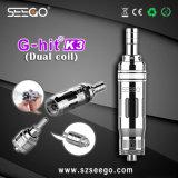 Cig продукта e здравоохранения сигареты Seego электронный G-Ударил набор K3 для сбывания