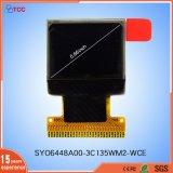 Het Uiterst dunne LCD van de Vertoning OLED van 0.66 Duim 64*48 Scherm