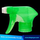 28/415 de cabeça verde plástica do pulverizador do disparador