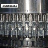 SunswellはSS304物質的なばね水吹く満ちるキャッピング装置をカスタマイズした