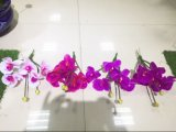 Искусственние цветки орхидеи бабочки 123cm Gu-D70151