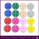 Botão de metal de alta qualidade para vestuário de costura acessórios de vestuário