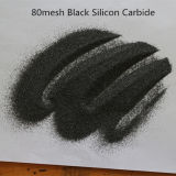 Precio de polvo de carburo de silicio/Sic Precio /sic verde/negro Sic