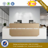 黒い鋼鉄足の会議の席の机の木のオフィス用家具(HX-8N2107)