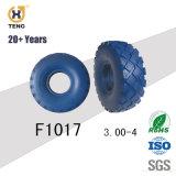 Gomma di agricoltura del pneumatico della gomma piuma dell'unità di elaborazione di alta qualità 3.00-4